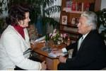 Встреча с писателем Сорокиным Н.М.